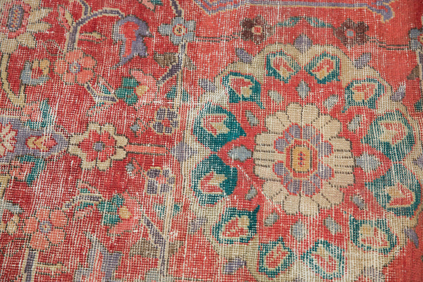 Antique Sultanabad Carpet / Item 3214 image 11