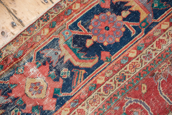 Antique Sultanabad Carpet / Item 3214 image 12