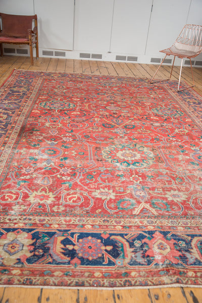 Antique Sultanabad Carpet / Item 3214 image 14