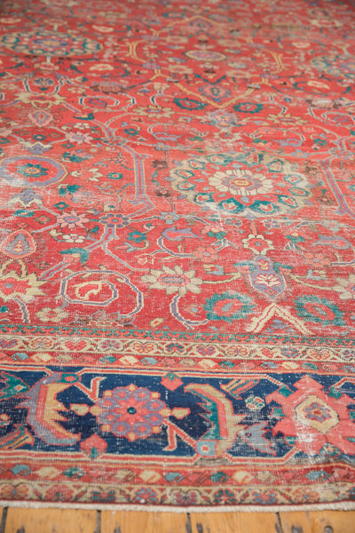 Antique Sultanabad Carpet / Item 3214 image 15