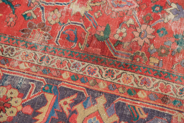 Antique Sultanabad Carpet / Item 3214 image 16