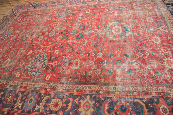Antique Sultanabad Carpet / Item 3214 image 17