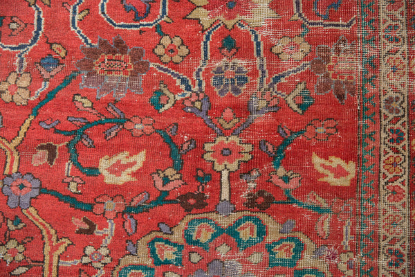Antique Sultanabad Carpet / Item 3214 image 20
