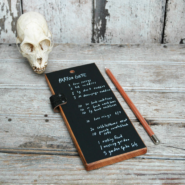 Handmade Chalkboard Tablet - Old New House