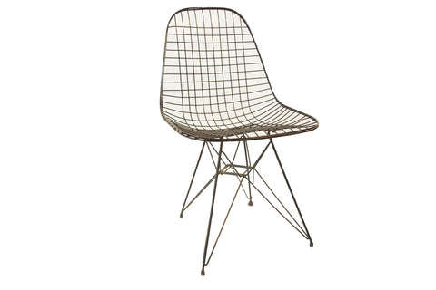 Early Eames Wire Chair