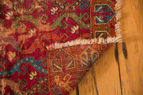 Antique Yastic Rug Mat