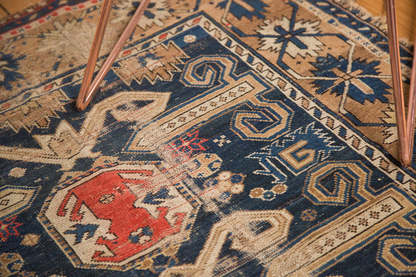 Antique Perpedil Caucasian Rug