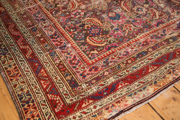 6x14 Antique Karabagh Rug Runner - Old New House