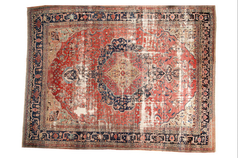 Antique Farahan Carpet