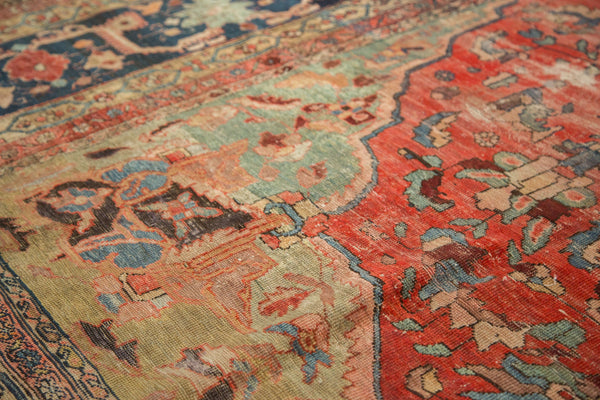 Antique Farahan Carpet / Item 3425 image 13