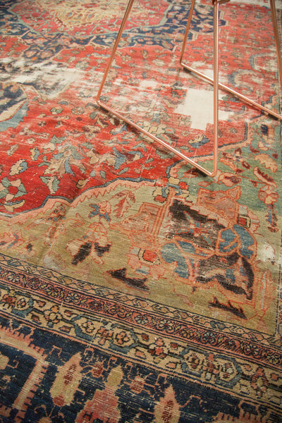 Antique Farahan Carpet / Item 3425 image 3