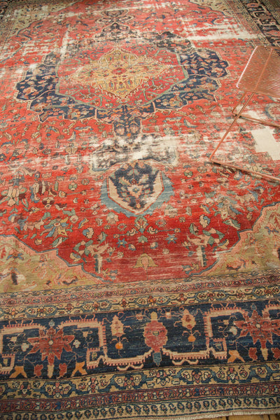 Antique Farahan Carpet / Item 3425 image 4