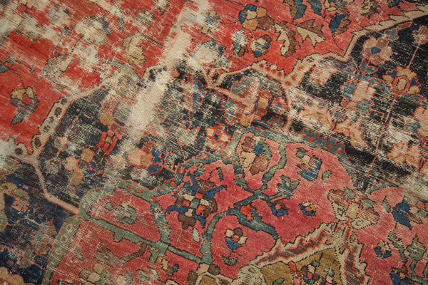 Antique Farahan Carpet / Item 3425 image 6