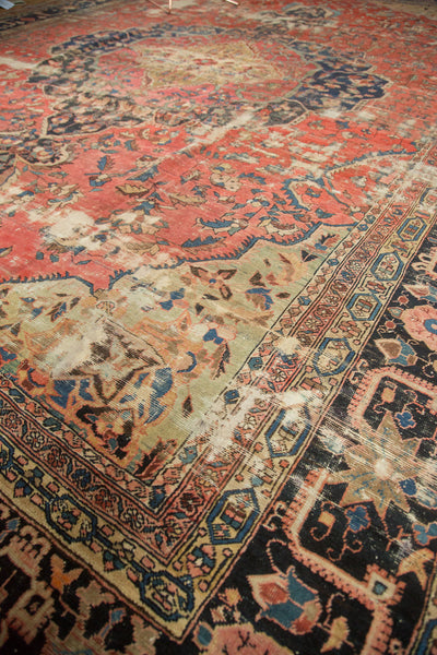 Antique Farahan Carpet / Item 3425 image 7