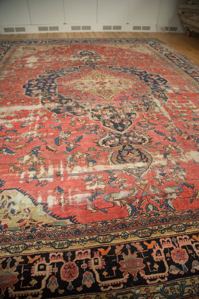 Antique Farahan Carpet / Item 3425 image 8