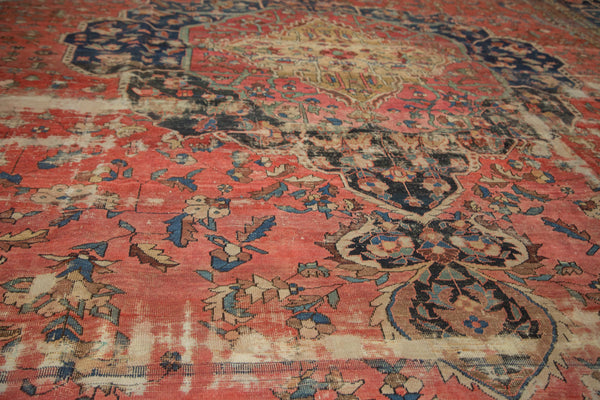 Antique Farahan Carpet / Item 3425 image 9