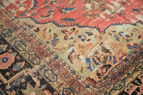 Antique Farahan Carpet / Item 3425 image 10