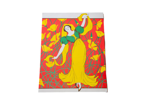 Snow White Princess Print