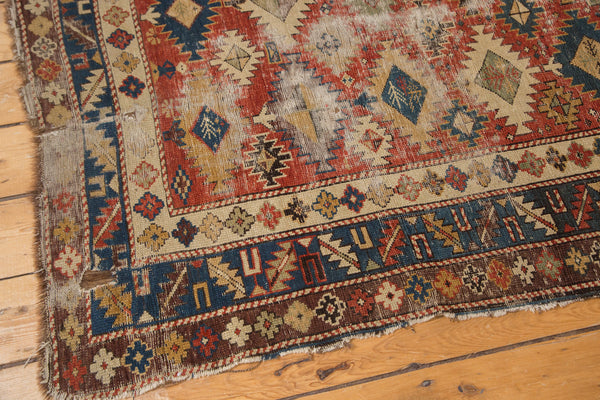 Antique Caucasian Shirvan Rug / Item 3538 image 3