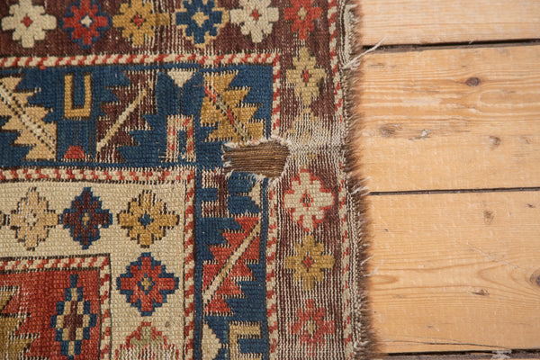 Antique Caucasian Shirvan Rug / Item 3538 image 6