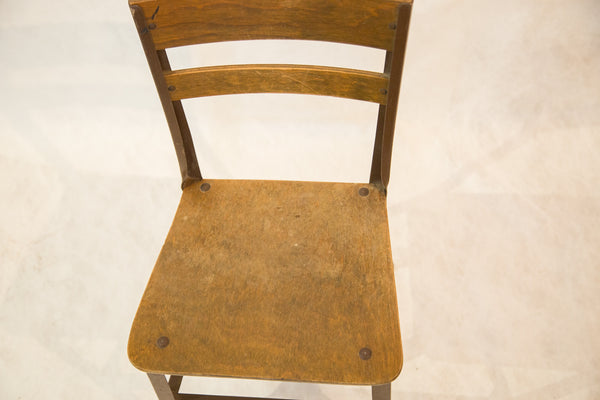 ... Toledo Kid's Chair - Old New House ... - Antique Children's Toledo School Chair :: Old New House Furniture 3551