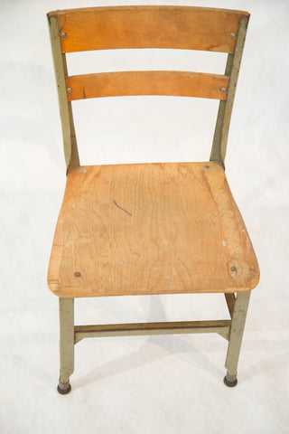 Vintage Toledo Kid's Chair - Old New House