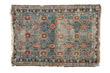 Antique Fine Lilihan Rug
