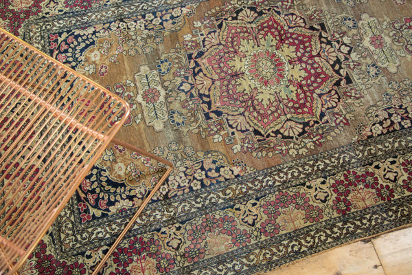 Antique Isfahan Rug / Item 3613 image 3
