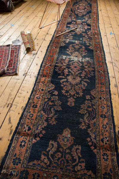 Antique Lilihan Rug Runner