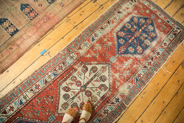 Antique North West Persian Rug Runner / Item 3627 image 2