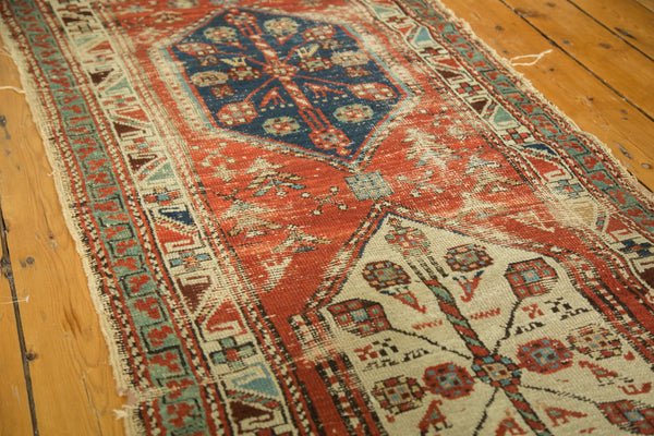 Antique North West Persian Rug Runner / Item 3627 image 4