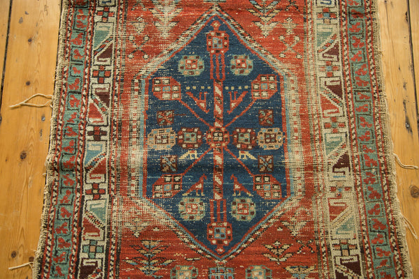 Antique North West Persian Rug Runner / Item 3627 image 5