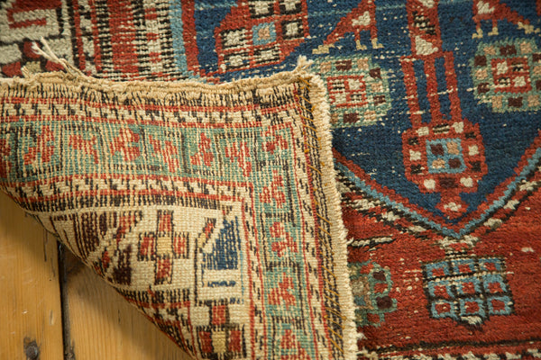 Antique North West Persian Rug Runner / Item 3627 image 6