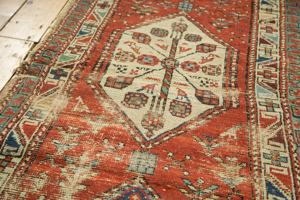 Antique North West Persian Rug Runner / Item 3627 image 7