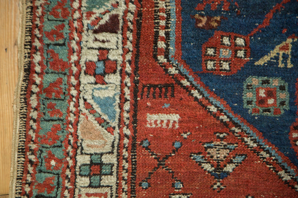 Antique North West Persian Rug Runner / Item 3627 image 10