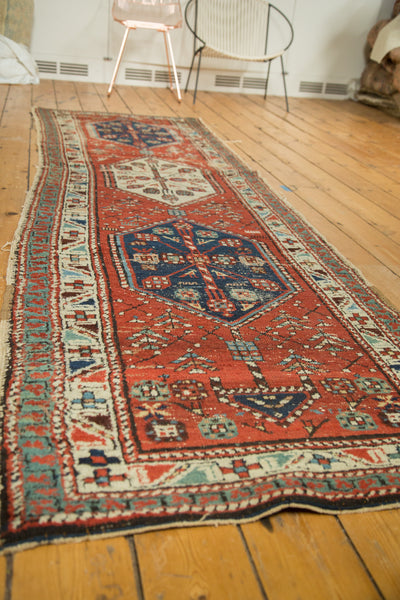Antique North West Persian Rug Runner / Item 3627 image 11
