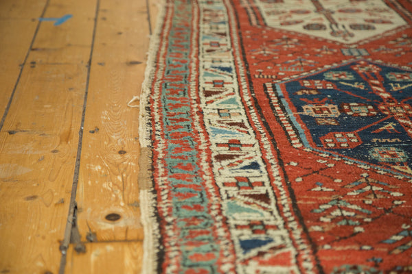 Antique North West Persian Rug Runner / Item 3627 image 12
