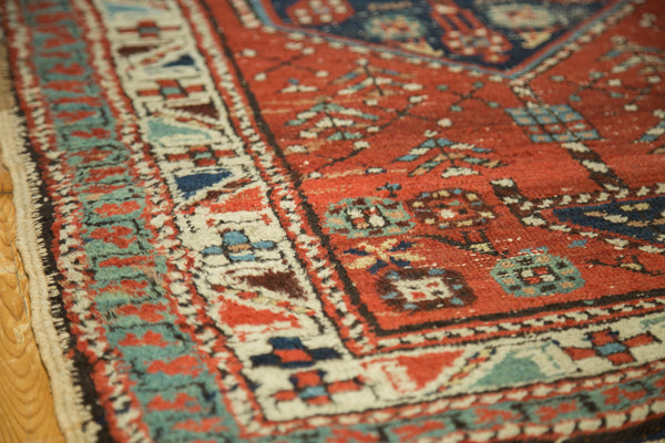 Antique North West Persian Rug Runner / Item 3627 image 13