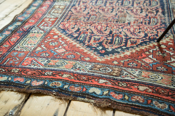 Vintage Malayer Rug Runner