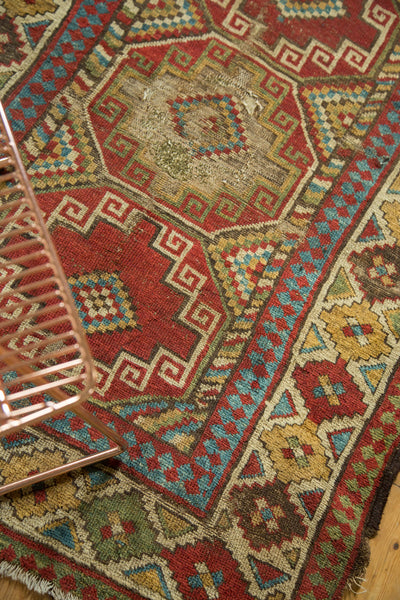 Antique Caucasian Rug Runner / Item 3677 image 4