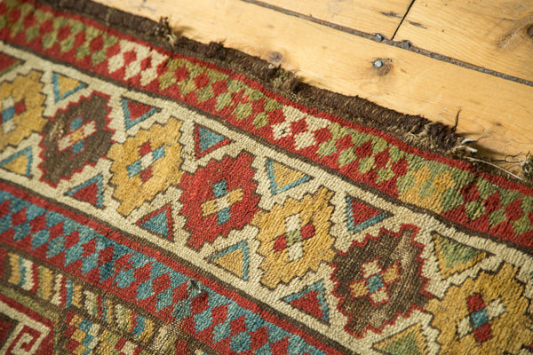 Antique Caucasian Rug Runner / Item 3677 image 9