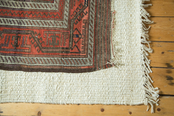 Antique Belouch Rug Runner