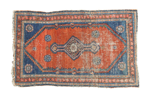 2.5x4 Antique Fine Malayer Rug // ONH Item 3725