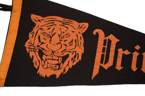 Princeton Tigers 1940 Felt Flag - Old New House