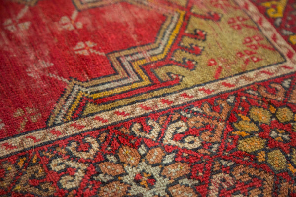Vintage Mudjur Prayer Rug