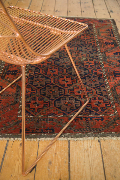 Antique Belouch Rug / Item 3932 image 3