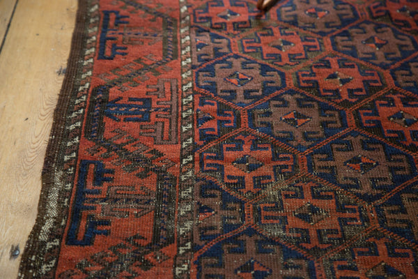 Antique Belouch Rug / Item 3932 image 6