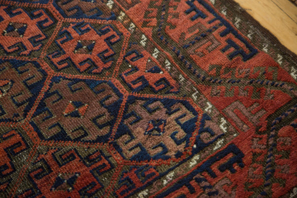 Antique Belouch Rug / Item 3932 image 7