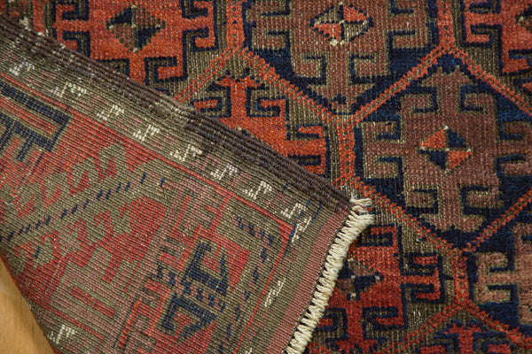 Antique Belouch Rug / Item 3932 image 8