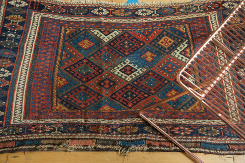 Antique Jaff Kurd Bag Face Rug